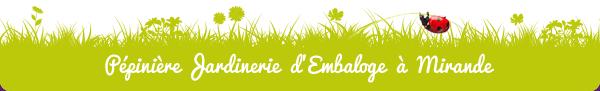 Pépinière et jardinerie à Mirande (32)